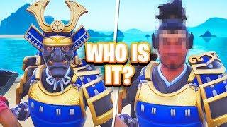 8 masked skins face reveal by FORTNITE themselves! | Fortnite Battle Royale