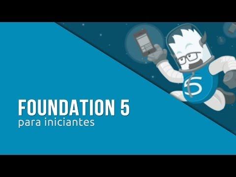 Foundation 5 para iniciantes - Aula 1