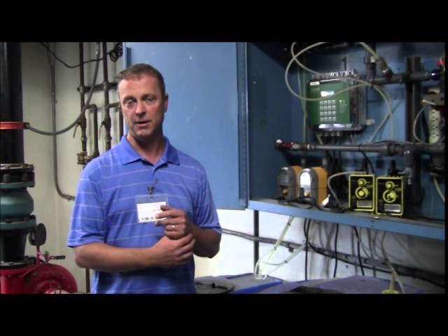 Water Treatment Training for Cooling Towers, Chillers and Boilers