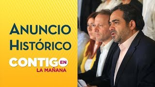 ¡URGENTE! Histórico acuerdo por nueva Constitución - Crisis en Chile
