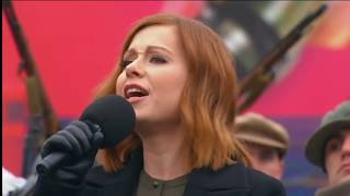 Прямая трансляция Торжественного марша в честь 78 годовщины военного парада 1941 на Красной площади.