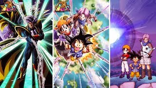 This NEW Super Attack is 🔥! LR Super Baby & LR Goku, Pan, & Trunks! Dragon Ball Z Dokkan Battle