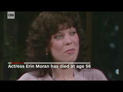 erin moran cause of death  erin moran dead  erin moran died