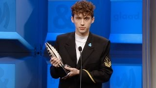 Troye Sivan Sends Message of Hope l 28th Annual GLAAD Media Awards