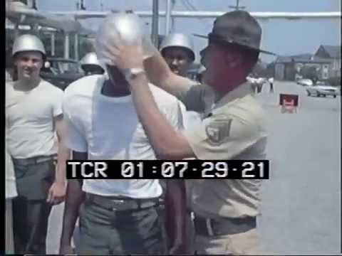 Marine Corps Boot Camp 1971 Parris Island Youtube