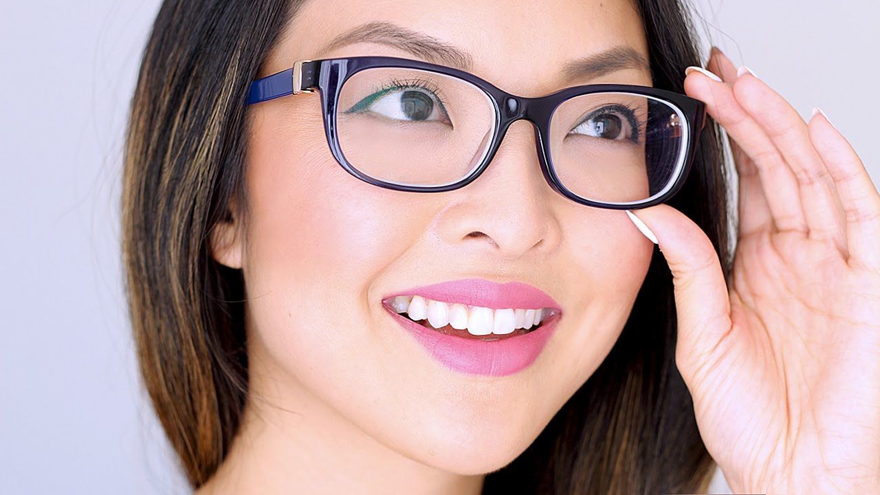 HOW TO: Wear Makeup For Glasses!