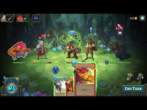 Roguebook Gameplay (PC Game) |