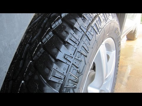 Toyo Tires - Open Country A/T Overview - YouTube