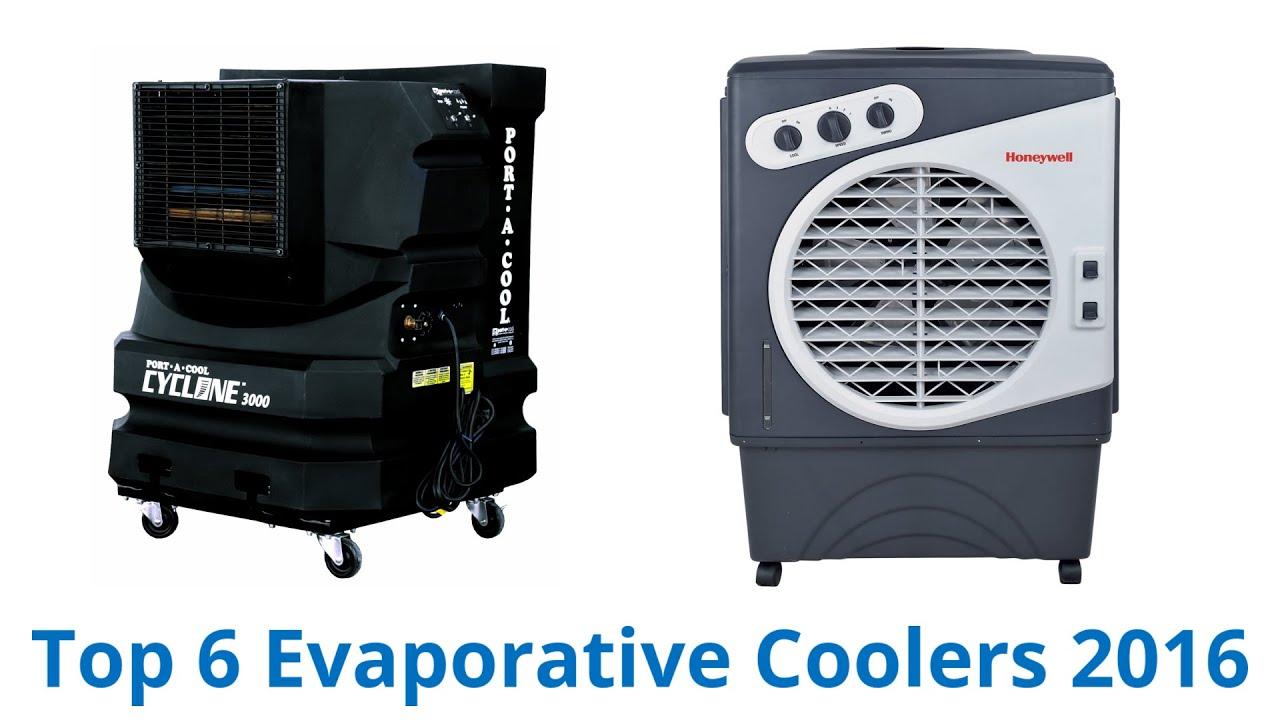 6 Best Evaporative Coolers 2016