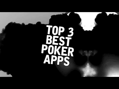 Best poker app 2016 – Here are the top 3 best poker apps!
