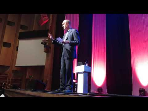 Plenary by Peter Bazalgette at IoF Fundraising Convention 2016