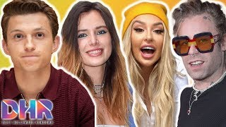 Tom Holland's Dad ACCUSED Of Being Jealous Of Him! Bella REUNITES With Tana & BLASTS Mod Sun! (DHR)