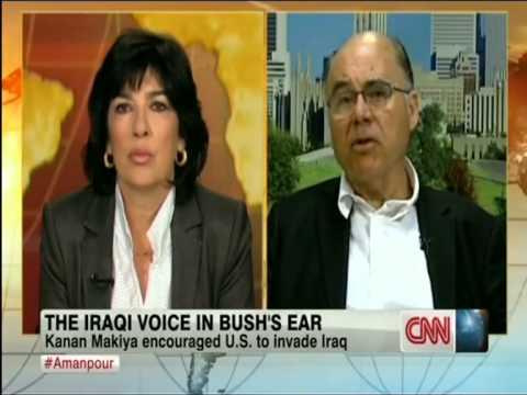 Kanan Makiya - The Iraqi voice in Bush's ear (CNN)