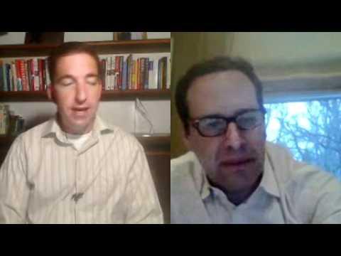 Glenn Greenwald vs David Frum on Torture, Law & Israel - Bloggingheads.tv