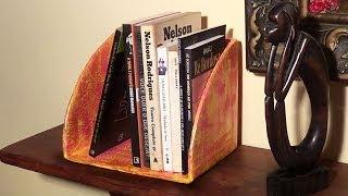 Diy - Aparador De Livros - Sideboard Books -  Soporte Para Libros