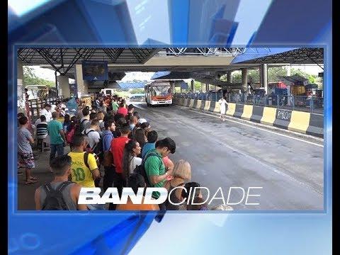 Frota de ônibus reduzida em Manaus