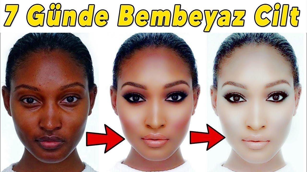 Cilt Beyazlatıcı SÜRDÜKÇE BEYAZLATAN Limon Maskesi │%100 Doğal Güzellik Bakım