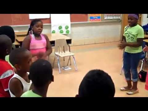 Morton Thomas G School - Happy by Pharrell Williams