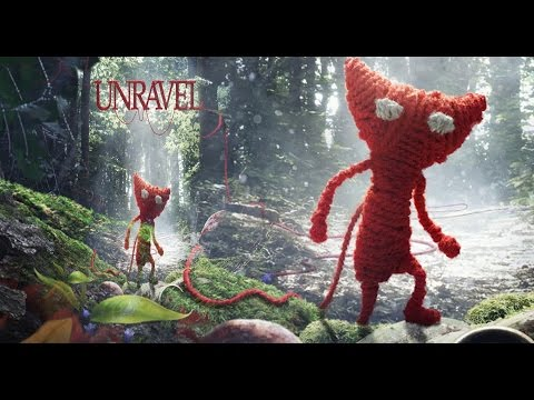 Unravel Full Movie All Cutscenes