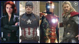 superhero tik tok video 2020 thor___ iron- man____black widow____and many more