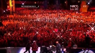 Iwan Fals Duet Bersama Nidji  - Nyanyian Raya Bali