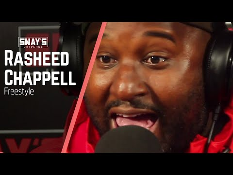 Friday Fire Cypher: Rasheed Chappell Puts on For Jersey