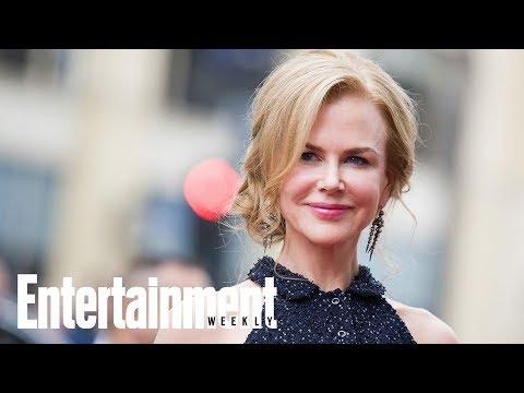Nicole Kidman To Adapt Meg Wolitzer's 'The Female Persuasion'   Flash  Entertainment Weekly