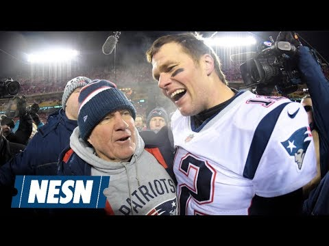 The Sports Feed - Was A Laser Pointer Used On Brady Right Before Patriots QB Threw INT?