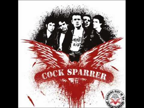 Was Cock sparrer dvd think, that