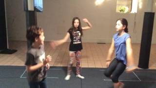 Contemporary Dance Creation (4th-6th grade)