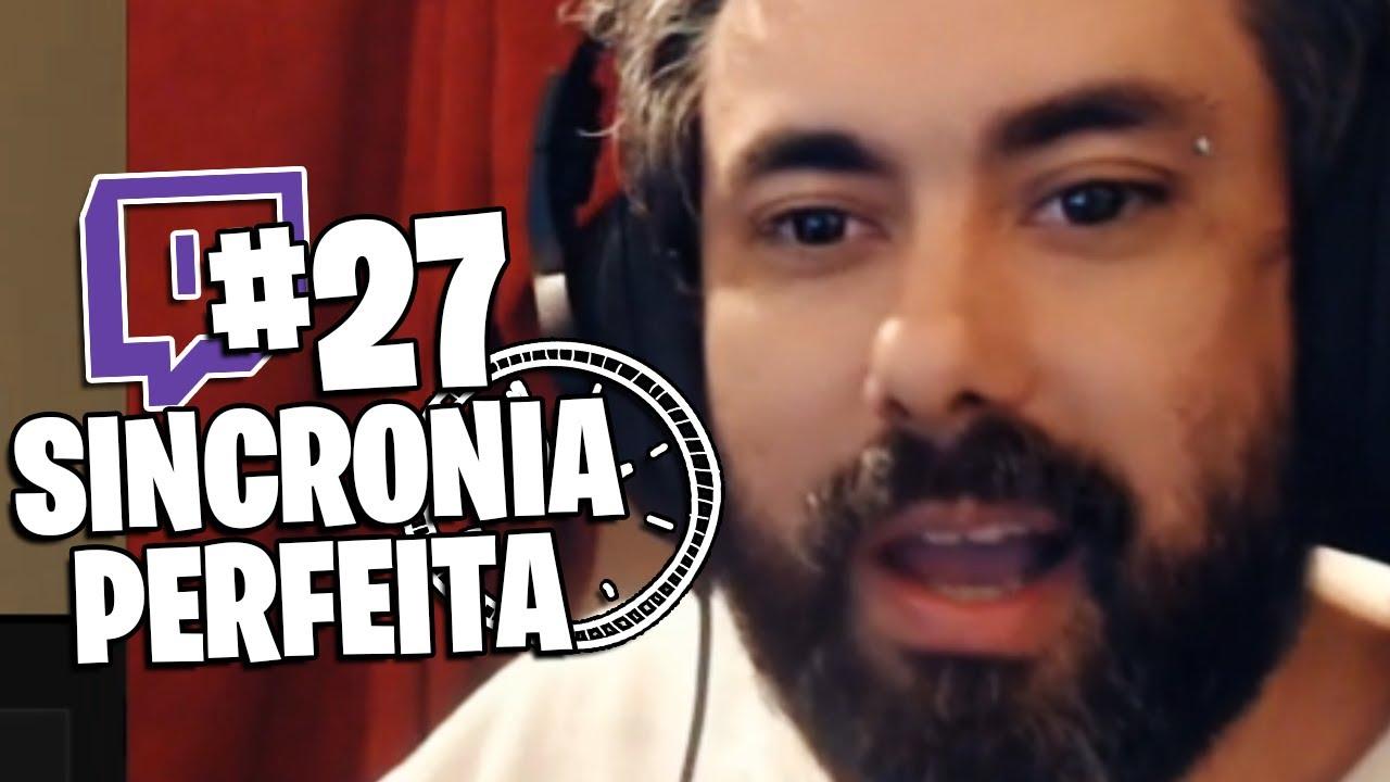 QUANDO TEM UMA SINCRONIA PERFEITA NA LIVE #27