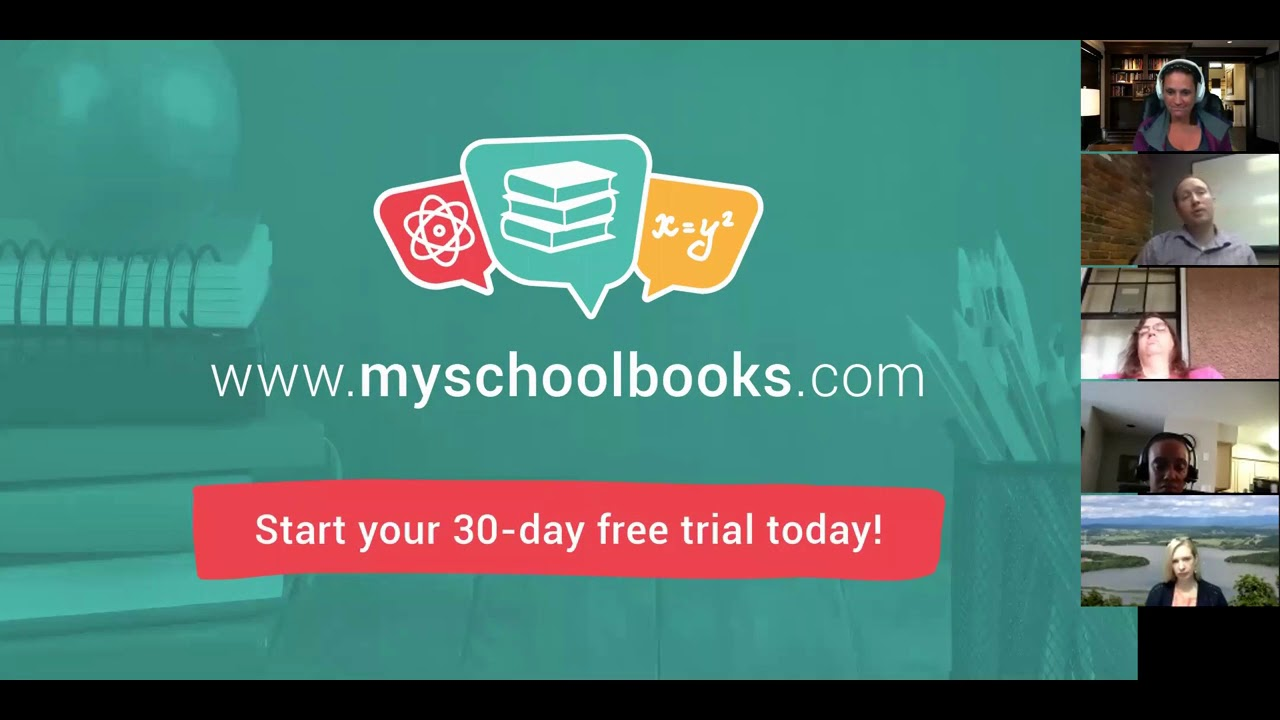 Online Tutoring Software: My School Books