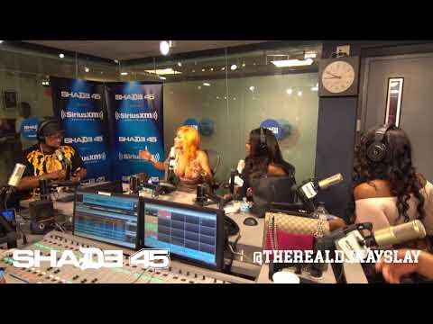 Dj Kayslay interviews Joseline from LNHH on Shade45