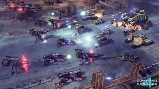 Command and Conquer 4 - Tiberian Twilight Gameplay 2