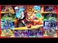 أغنية 【モンスト】 3DS版 超絶 & 超絶零 カグツチ 11種ストライクショット集! 【メイルス】