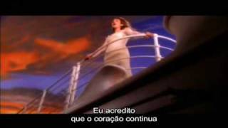 Celine Dion - My Heart Will Go On (legendado)