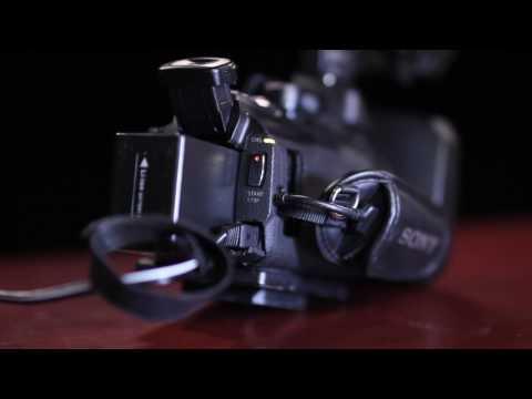 Sony NX30 San Diego City College Tutorial