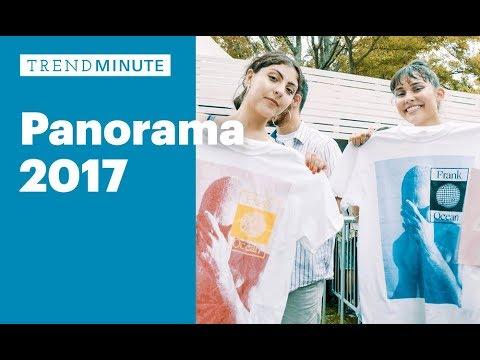 Trend Minute: Panorama 2017