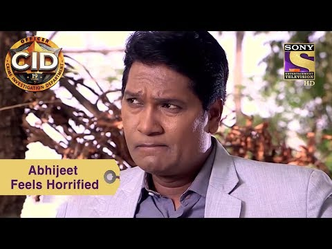 Your Favorite Character | Abhijeet Feels Horrified | CID
