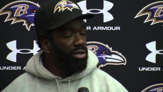 Ed Reed on Peyton Manning
