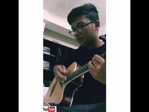 Dure | Maya | Acoustic Cover | Mridul Rehzan