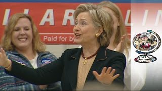 Hilary's First Campaign for Senate (2000)