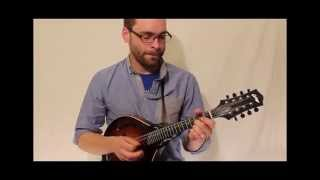 Chris Thile Mandolin break on Little Girl Of Mine in Tennessee [Borrowed Breaks Series]