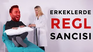 ERKEKLER ADET/REGL SANCISINI DENEDİ!!!
