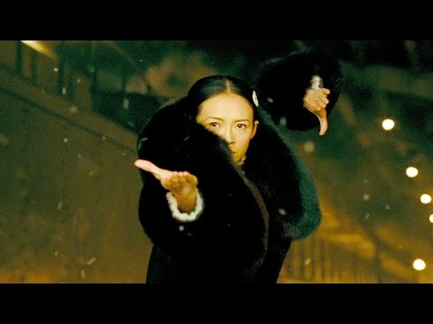 THE GRANDMASTER | Train Fight