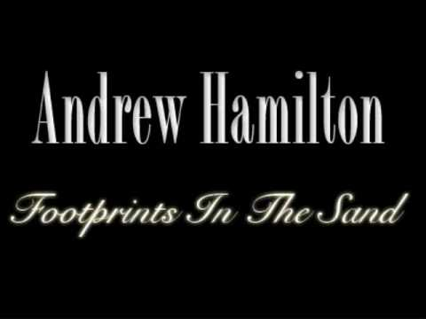 Andrew Hamilton - Footprints In The Sand