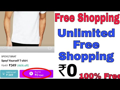 8035eb4eb (Rs-0) Free Unlimited Shopping App    Spoyl App Se Free Shopping    Refer  and Earn Shopping app – Shopping time