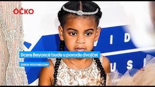Dcera Beyoncé bude u porodu dvojčat! / Katy Perry ukázala kalhotky!