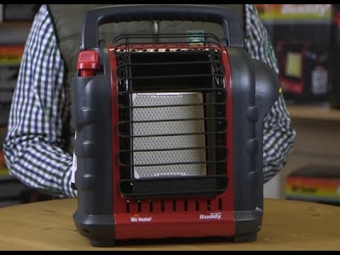 Mr Heater PortableBuddy - Best portable gas space heater [Setup and How to]