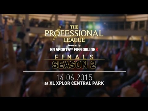 Teaser Final Pro League Season 2 - 14 June 2015 (XL Xplor, Central Park)